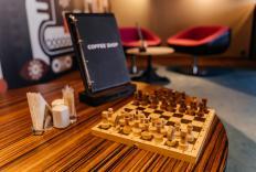 Кофейня CoffeeShop отеля Piter Inn в Петрозаводске
