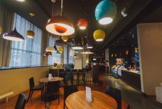 Кофейня CfeeShop отеля Piter Inn в Петрозаводске